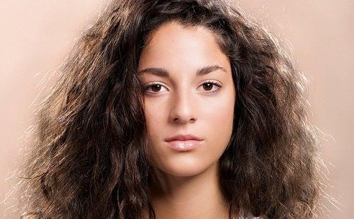Pluizend Haar