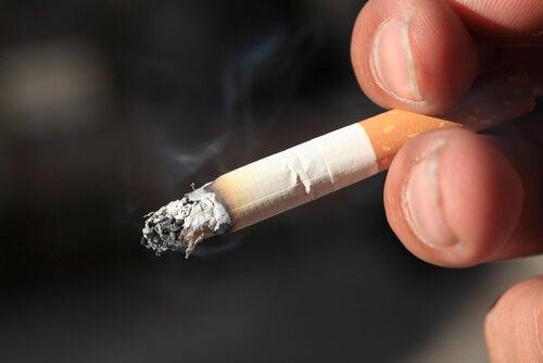 Roken kan leiden tot kanker