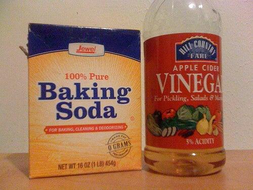Baking Soda en Appelazijn