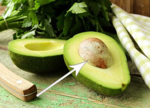 Door de avocadopit te eten helpt dit bij gewichtsverlies