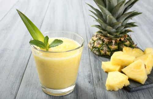 Ananasenzymen zouden kunnen helpen bij kanker