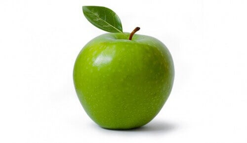 Gezonde appelen tegen leververvetting