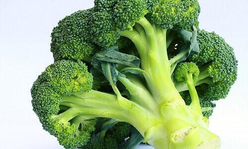 Broccoli zorgt ervoor dat je darmen minder vet opnemen