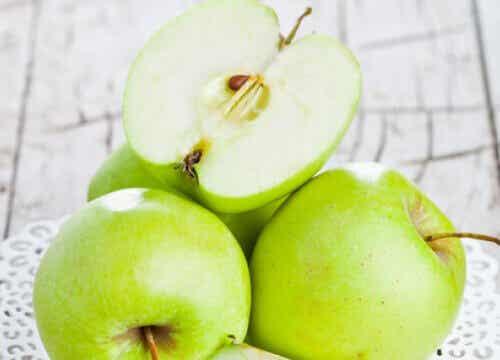 Kan een appel per dag je beschermen tegen obesitas?