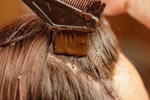 henna-haarverf