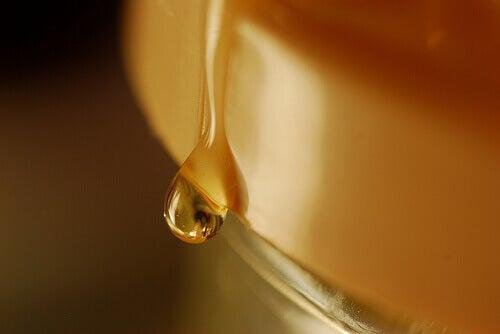 Een druppel honing