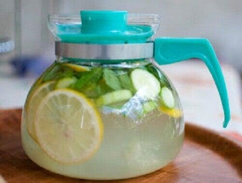 Gember en citroen: de perfecte combinatie om af te vallen