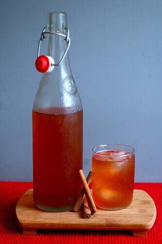Drankje met kaneel