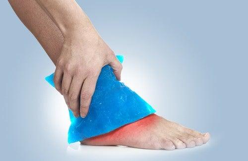ontsteking-voet