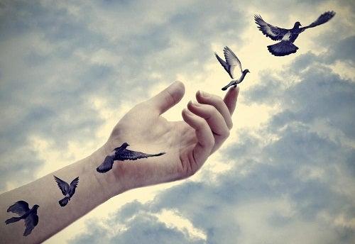 Vrijheid in een relatie