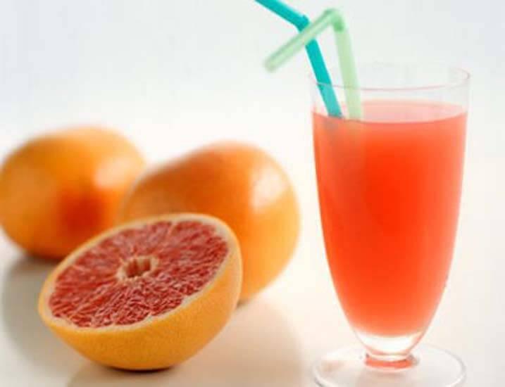 grapefruit-sap