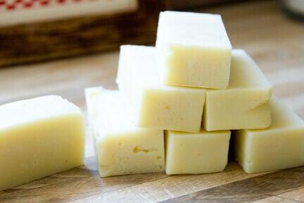 Zelfgemaakte zeep voor je intieme delen