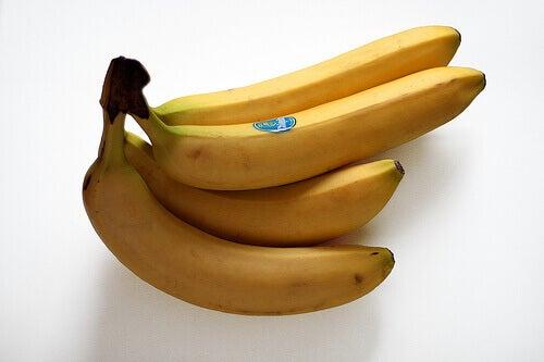 Maagzuur bestrijden met bananen