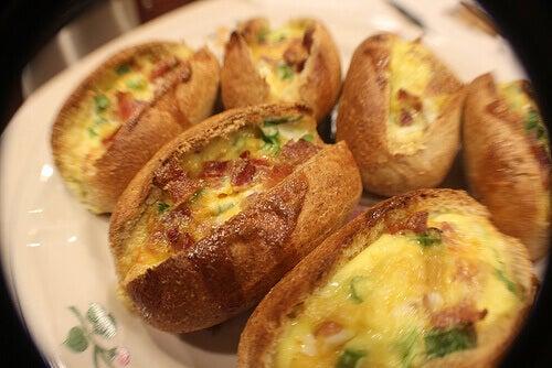 Broodjes met ei