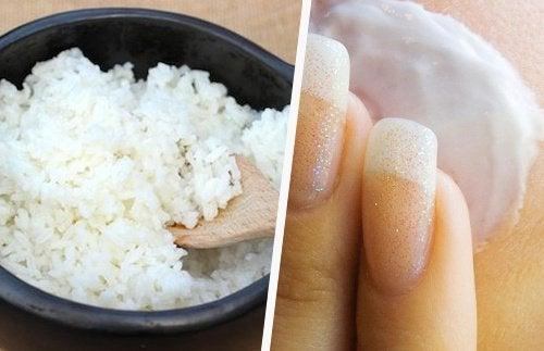 huid-verjongen-rijstmasker