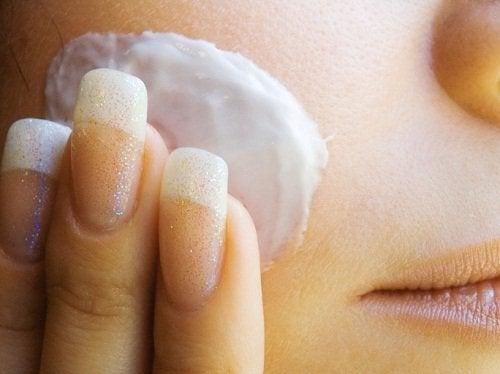 Verjongend Japans gezichtsmasker