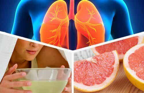 Je longen ontgiften met deze routine