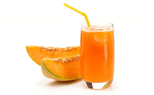 Smoothie met Meloen