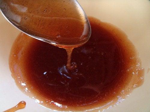 Suikerhars als natuurlijke ontharingsmethode