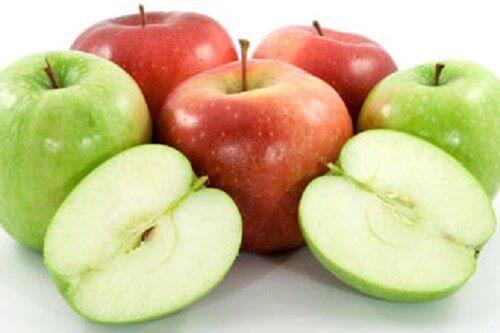 Je slagaderen schoonmaken met appels
