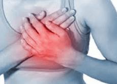 borstpijn