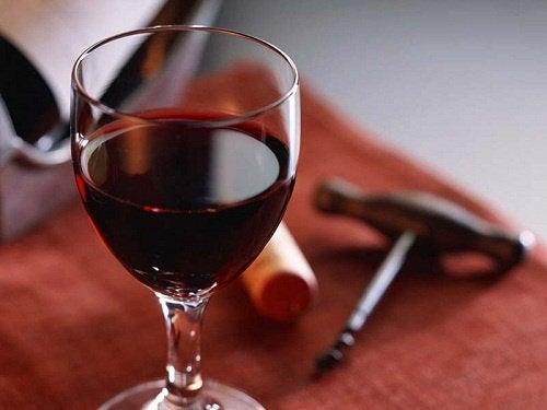 Verrassende eigenschappen van rode wijn
