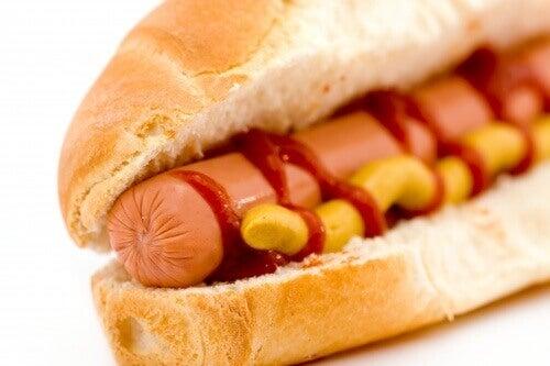 hotdog-broodje