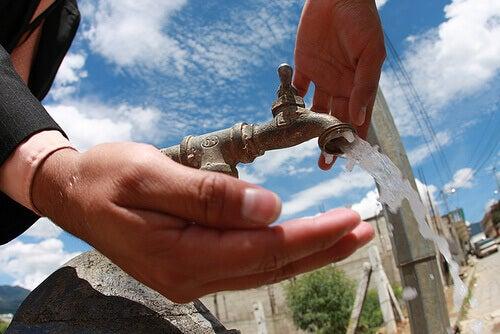 Water uit de Kraan