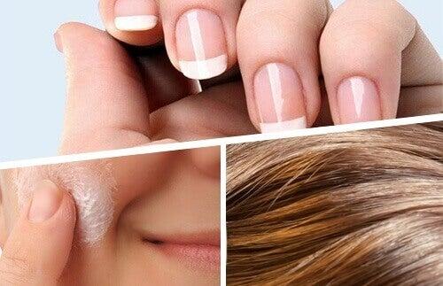 De beste voeding voor mooiere haren, nagels en huid