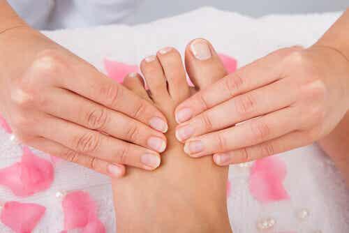 Huismiddeltjes voor perfecte voeten