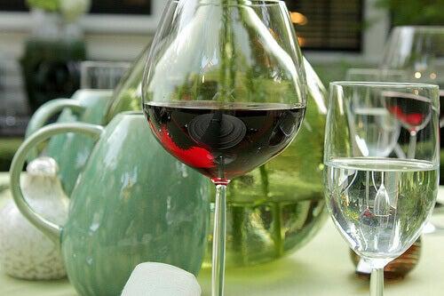 Wijn en Water