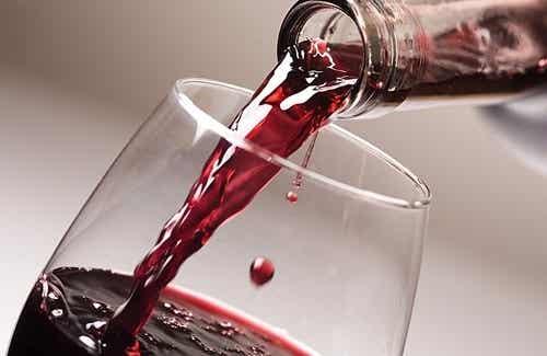 Iedere dag wijn drinken is gezond
