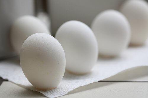 Witte Eieren