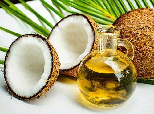 Kokosnoot en Kokosolie