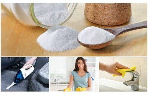 6 vreemde manieren om baking soda te gebruiken