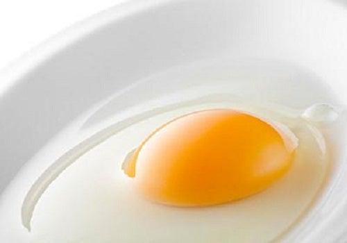 Rauw ei