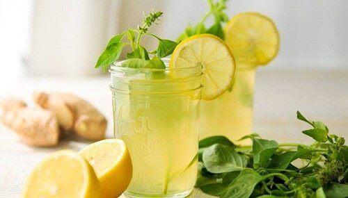 gember-limonade