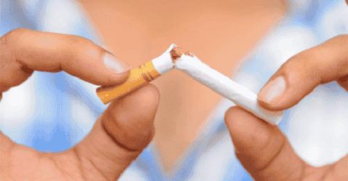 Natuurlijke middelen om te stoppen met roken