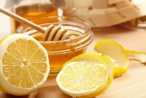 Citroen en Honing