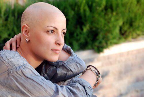 Haaruitval door Kanker