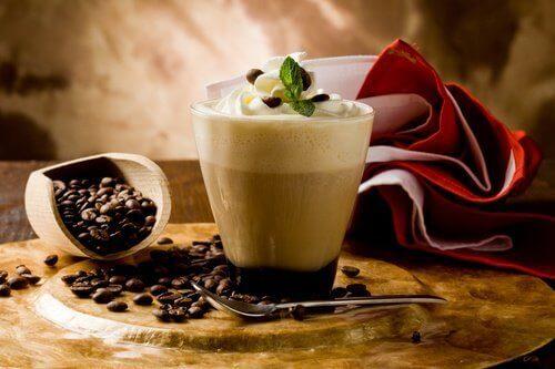 Koffie met Room