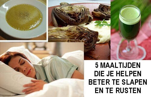 Beter slapen dankzij deze 5 maaltijden