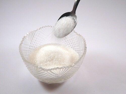 schaaltje suiker