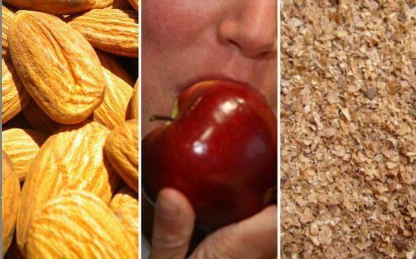 Vezelrijke voeding tegen maagontsteking