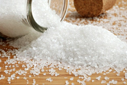 Hoe kan zout helpen bij een migraineaanval