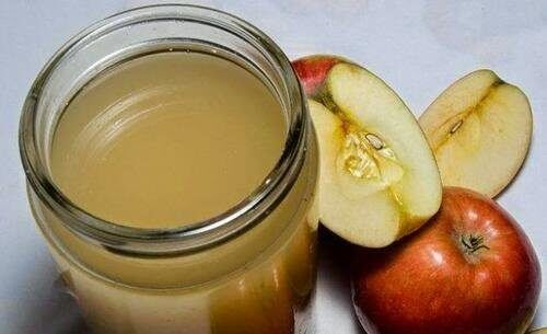 How to prepare apple cider vinegar with honey