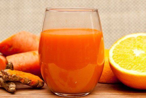 Sap vol antioxidanten om artritis te verlichten