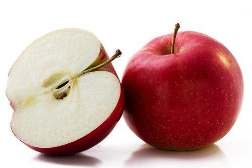 voedingsmiddelen appels