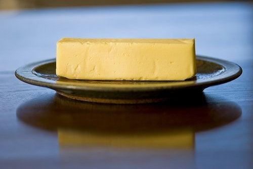 Boter voedingsmiddelen