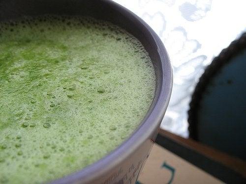 Groene Smoothie voor gezond gewichtsverlies